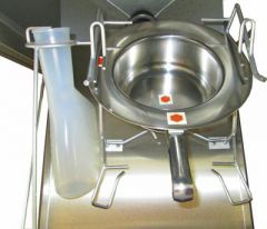 Cleaning indicators for bedpan washers